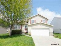 Attractive home with finished lower level located in