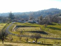 8.84 ACRE RANCH nestled on a beautiful knoll in the