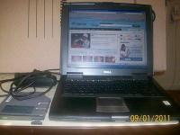 120 GB HD, dual processor, DVD, 2 batteries Dell