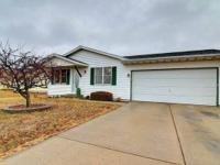 This immaculately kept, lovable ranch home has a