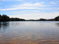 Portaferry Lake, Adirondacks Region, NY: 5.7 acres with