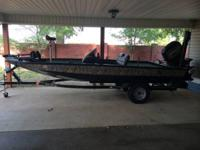 Offering my 17ft Xpress aluminum fishing boat with a