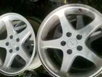 Have a set 17 inch svt cobra wheels came off a 97 no