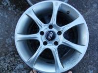 THESE ARE 17INCH RIMS MAKE OFFER NOT EXCELLENT