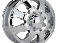 DUALLY SPECIAL $1472. You Are Buying 4 New Wheels In