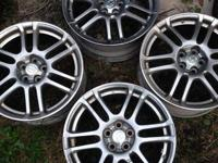 I have for sale 4 rims off of a 2010 Scion Tc. Two of