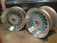 Brand new set of 5x100 and 5x114.3 staggered fitment