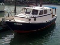 26 ft' 1986 clippercraft in excellent lovingly