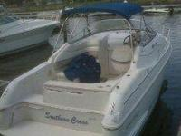 26' crown, 5.7L fuel injected volvo penta with duoprop