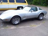 Mint 1979 Corvette MUST SEE! Many new parts, Tires,