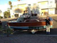 Please contact owner Larry at . Boat is located in