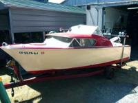 Please call owner Steve at . Boat is in Sutter Creek,