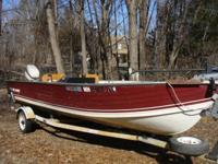 Please call owner Vince at . Boat is in Saint Paul