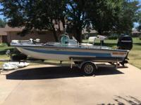 Please call owner Elle at .Boat is in Granbury, Texas.