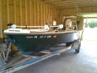 Please call owner Patrick at . Boat is in Cowpens,