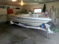 Please call owner Aaron at . Boat is in Eden Prairie,