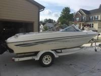 Please call owner Erin at . Boat is in Wake Forest,