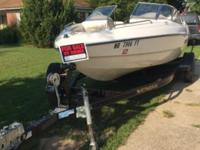 Please call owner Chuck at . Boat Location: Malden,