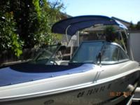 Please call owner Pete at . Boat is in Murrieta,