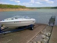 Please call owner David at . Boat is in Allen, Texas.