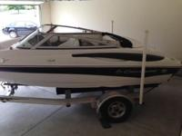Please call owner Barry at . Boat is in FRanklinton,