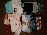 Lot of 18-24 month boy clothes. There are a couple of