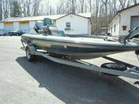 1993 Skeeter 150Z with a Yamaha 150, trailer 2 live