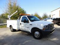 F-350 Super Duty Power Stroke 6.0L Turbo Diesel,97K,
