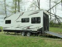 2012 Dutchmen Rubicon 2100 fully loaded used toy hauler