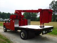 1997 Super Duty Ford Bucket Truck for sale, completly