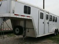 Rydbeck Trailer Sales Weatherford, Texas. A great four