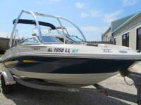2007 Sea Ray 185 SPORT This is a fantastic sport boat