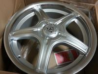 "I have a set of brand new 18"" wheels for sale this set"
