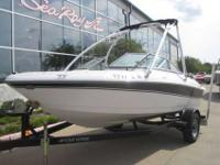 2007 Four Winns 180 HORIZON Up for sale is a beautiful