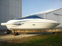 2002 Sea Ray 220 SUNDECK Owner's plans have changed.