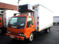 Very low mileage 17,950lb GVW, 4HE1-TC 175hp, Automatic