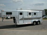 Year 2003, Manufacturer 4 Star, Price 18,900, Horses 2,
