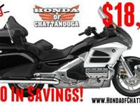 2012 Honda Goldwing BLOWOUT! If you've been considering