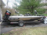 2005 Skeeter SX 190This boat is a must see. It is a