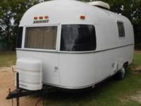 For sale is a rare 1976 18' Airstream Argosy travel