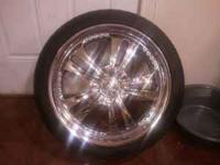 Sellin my rims they r Asa 18s lug pattern is 4x114.3