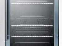"Brand New 18"" Built-In Under Counter Beverage Cooler"