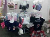 "18"" Doll Clothing and Accessories now at Sweet Repeats"