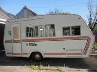 I HAVE A 18FT CAMPER FOR SALE. GREAT FOR TRAVELING