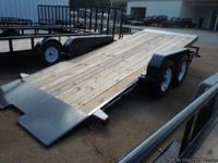 This unit is a 2013 Big Tex 14FT-18 Pro Series Full