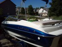 Call Boat Owner Mike  . Description:Great 2006 Glastron