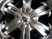 18 INCH CHROME TIRES AND TIRES AVAILABLE ...  5 LUG