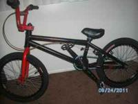 Hi i have a REDLINE pit bike for sale. It has 18 inch