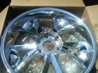 For sale I have some 18 inch rims off my truck for
