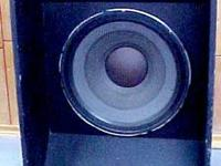 "18"" JBL design 2240H FEATURES: 600 W constant program"